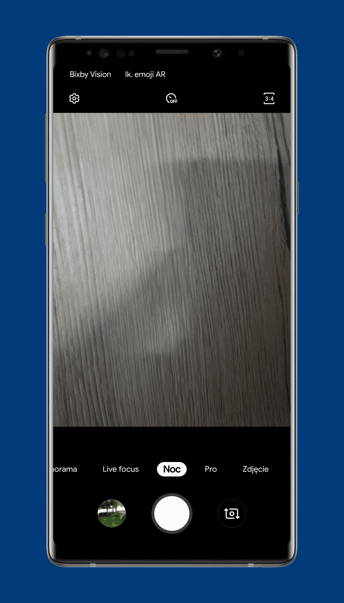 Samsung i Sony aktualizują smartfony: Galaxy Note 9 dostaje tryb nocny aparatu 21
