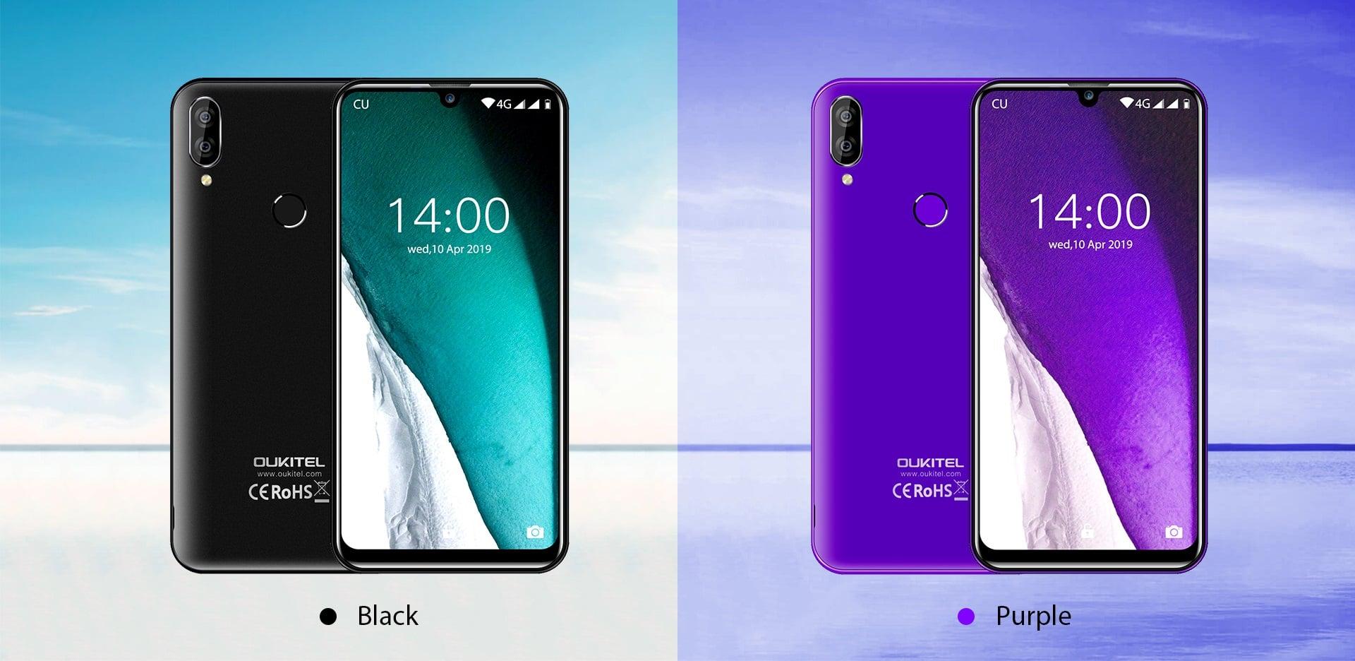 smartfon Oukitel C16 Pro