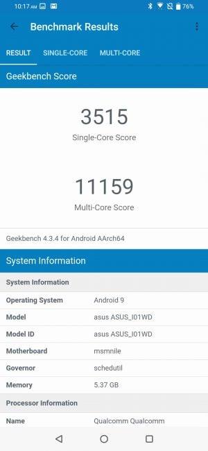 ASUS ZenFone 6 - najciekawszy z fighterów (recenzja) 27