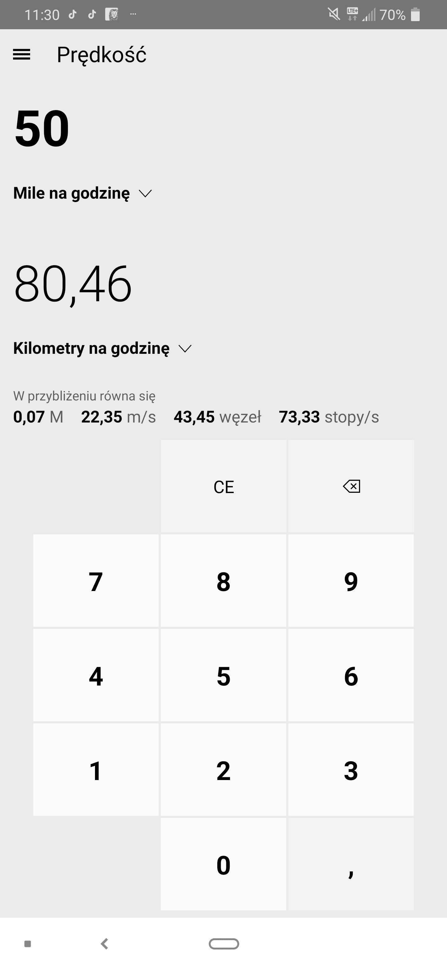 Kalkulator zakresu dat
