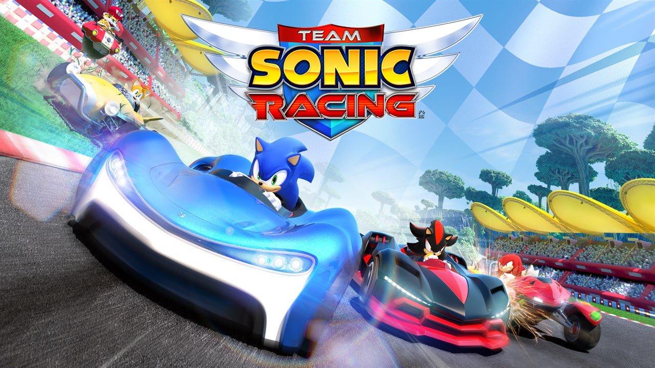 Team Sonic Racing - wąsaty hydraulik w końcu ma konkurencję (recenzja) 21