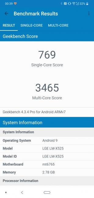 Recenzja LG Q60 - średniaka z niedoróbkami i zbyt wysoką ceną 55
