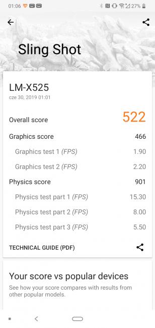 Recenzja LG Q60 - średniaka z niedoróbkami i zbyt wysoką ceną 57