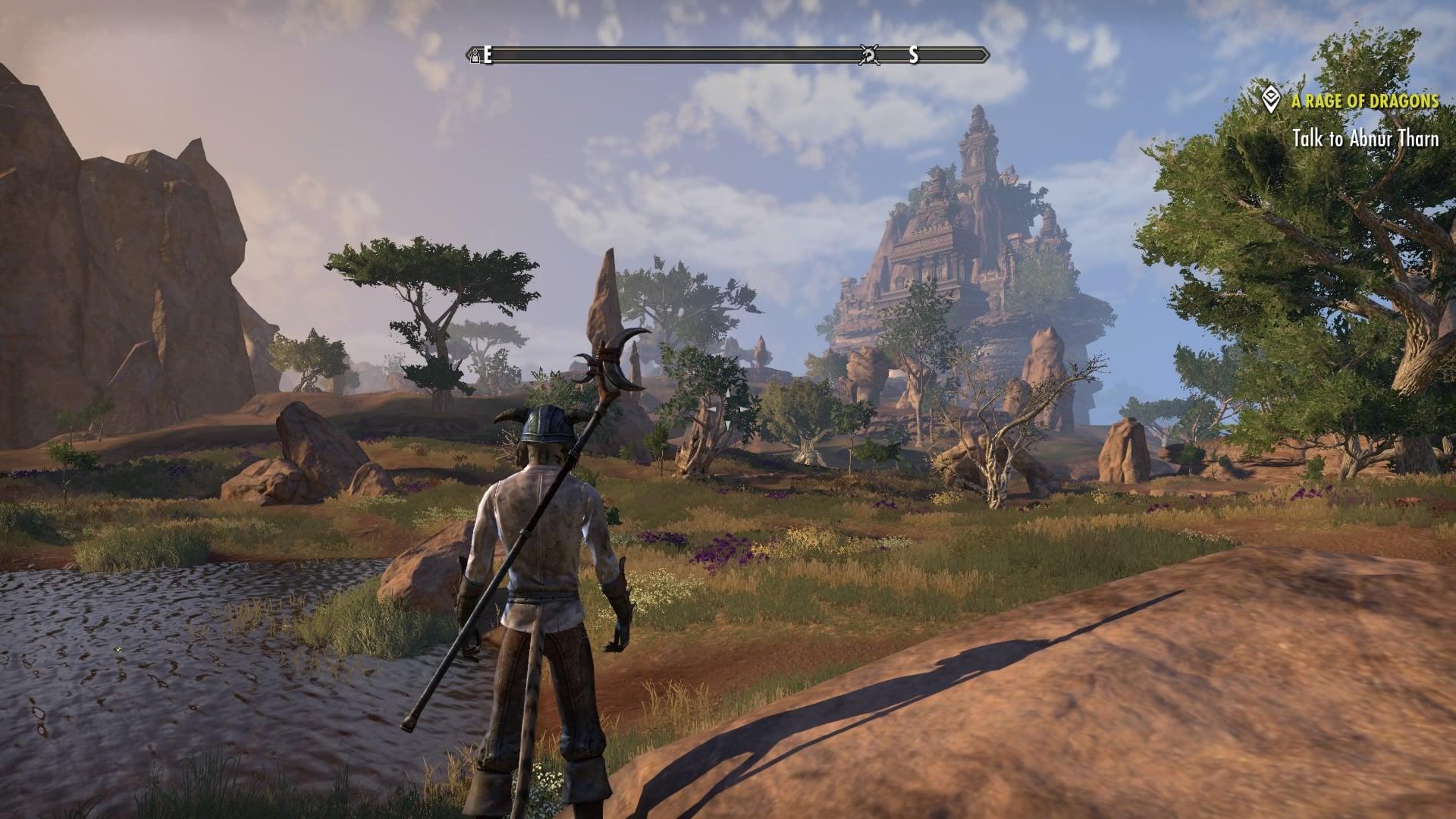 The Elder Scrolls Online: Elsweyr - smoki, koty i kłopoty (recenzja)