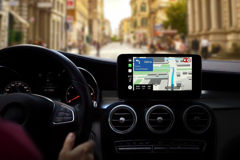 Nawigacja TomTom właśnie stała się znacznie lepsza. Aplikacja obsługuje Apple CarPlay 21