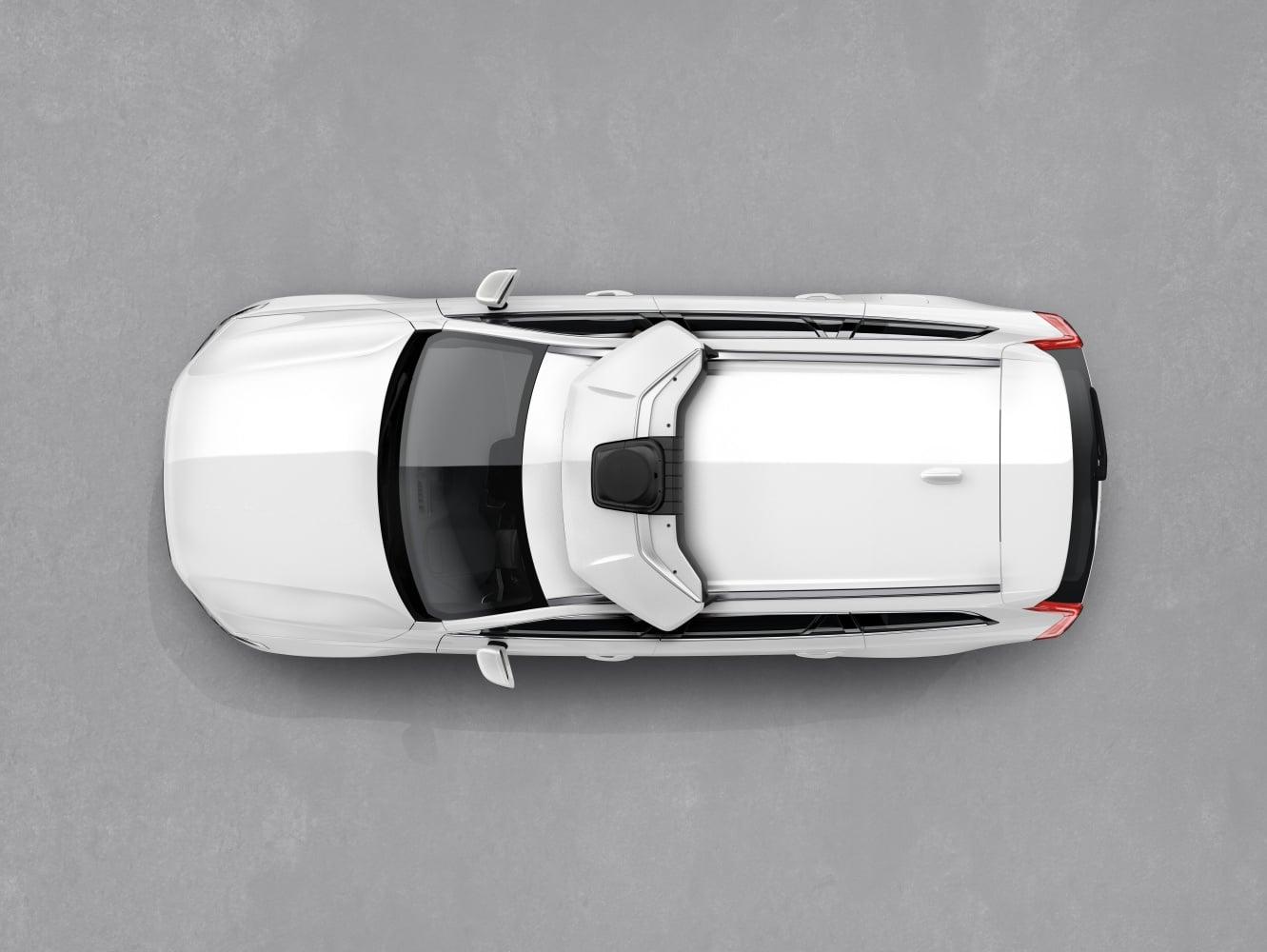 Uber i Volvo wspólnie stworzyli nowe autonomiczne XC90 20