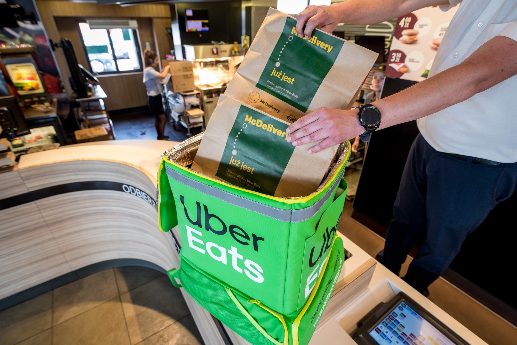 Uber Eats w Lublinie! Nowi użytkownicy skorzystają z kodów rabatowych, są też konkursy 17