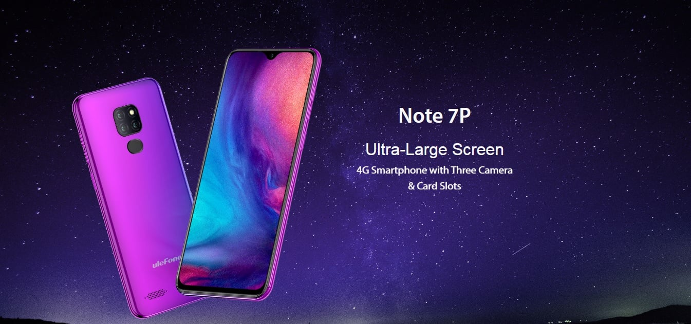 smartfon Ulefone Note 7P