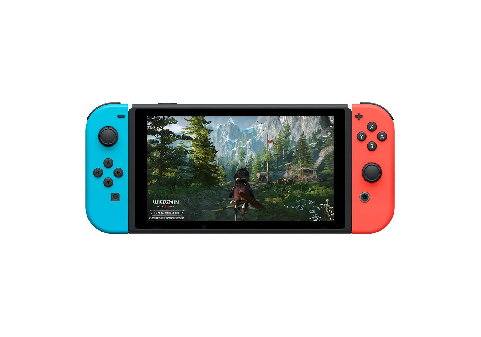 Wiedźmin 3 na Nintendo Switch w 2019 roku!