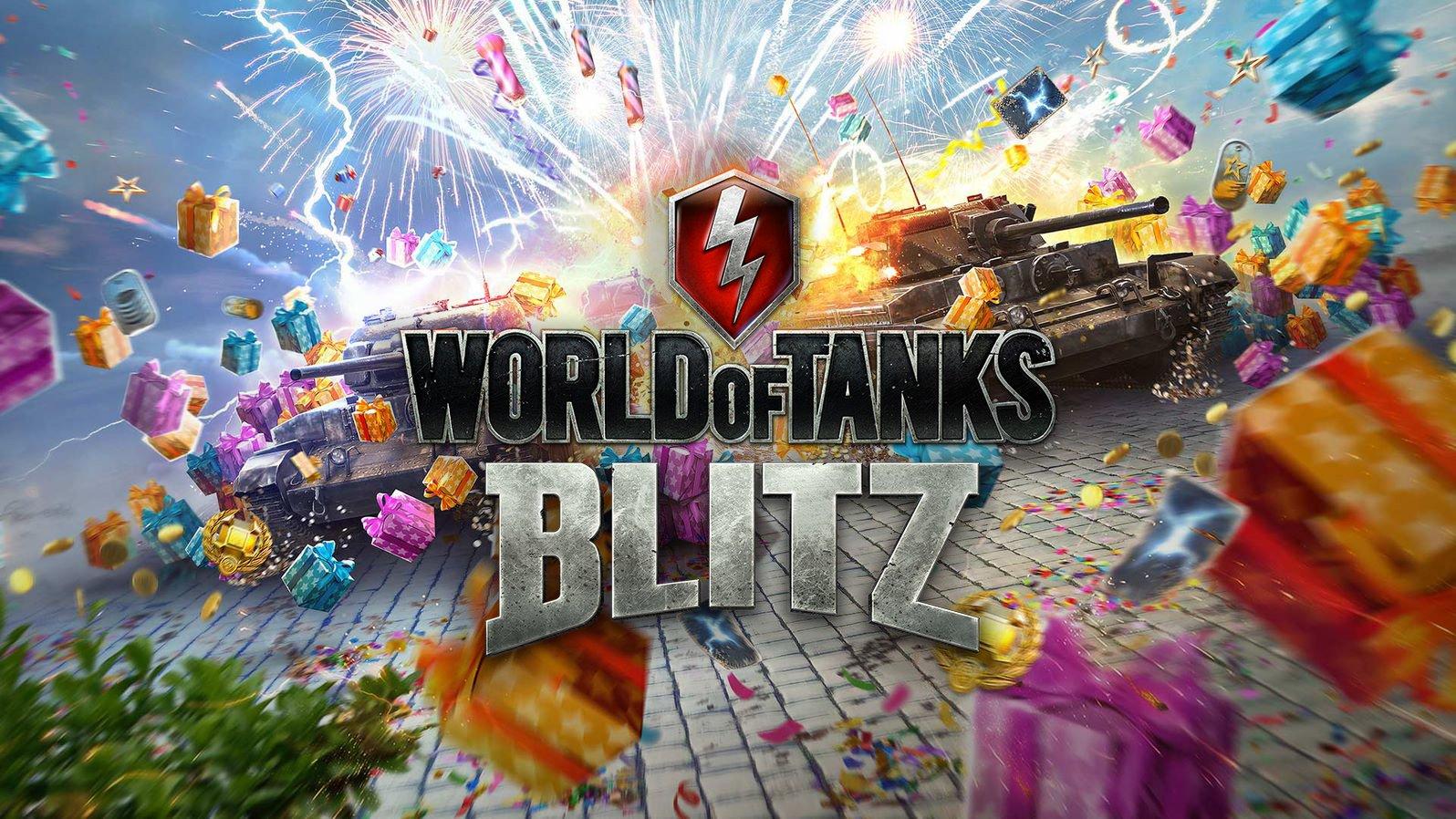 5 urodziny World of Tanks Blitz. Z tej okazji cenne nagrody do zdobycia 16