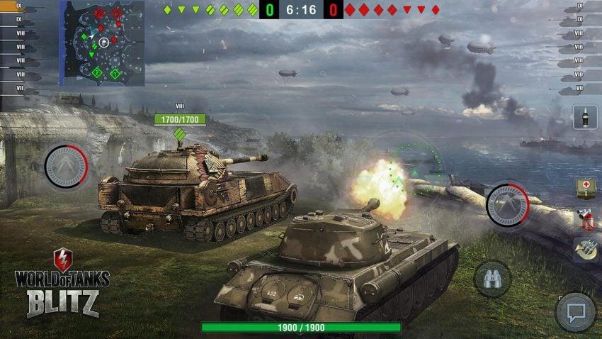 5 urodziny World of Tanks Blitz. Z tej okazji cenne nagrody do zdobycia 17