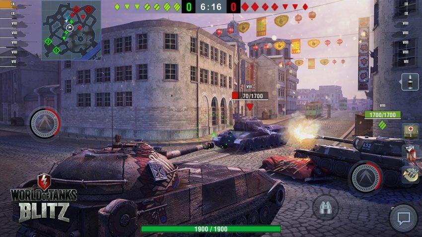 5 urodziny World of Tanks Blitz. Z tej okazji cenne nagrody do zdobycia 19