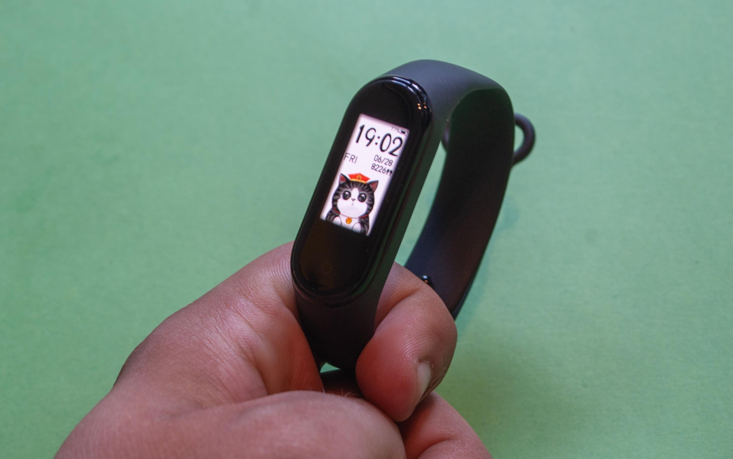 Xiaomi Mi Band 4 - 3 razy TAK i jedno duże NIE (pierwsze wrażenia) 20