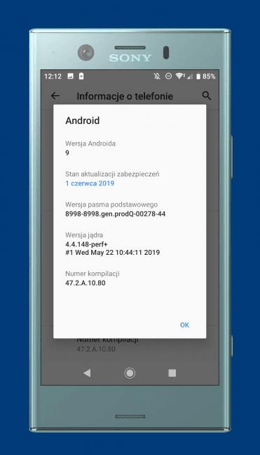 Samsung i Sony aktualizują smartfony: Galaxy Note 9 dostaje tryb nocny aparatu 27
