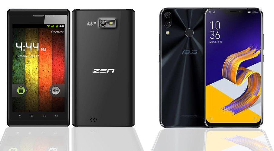 """Asus traci prawa do używania nazwy """"Zenfone"""" w odniesieniu do swoich smartfonów w Indiach"""