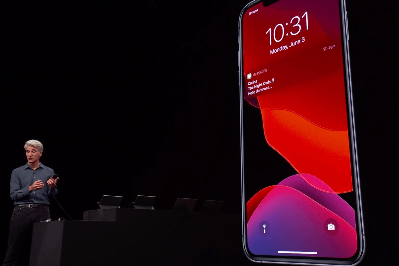 iOS 13 oficjalnie zaprezentowany: ciemny motyw i znacząca optymalizacja 21