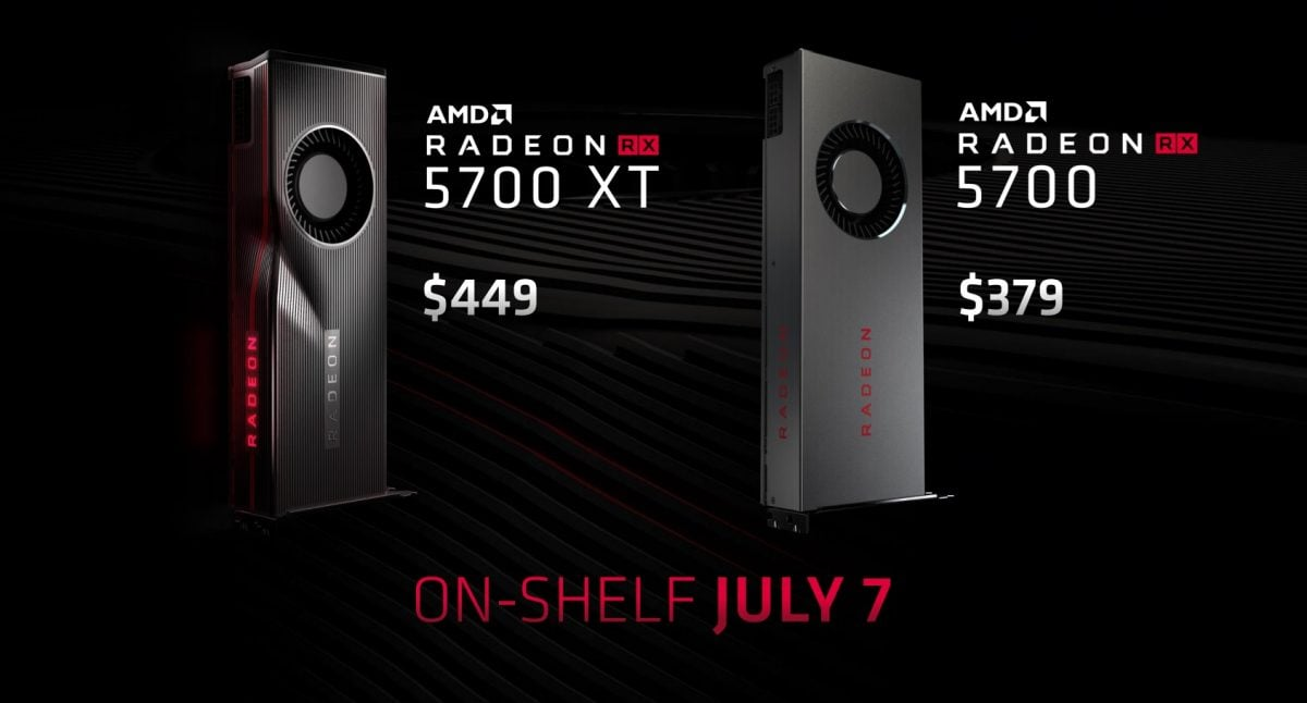 AMD zaprezentowało 16-rdzeniowy procesor dla graczy i nowe karty graficzne - RX 5700 XT oraz RX 5700! 29