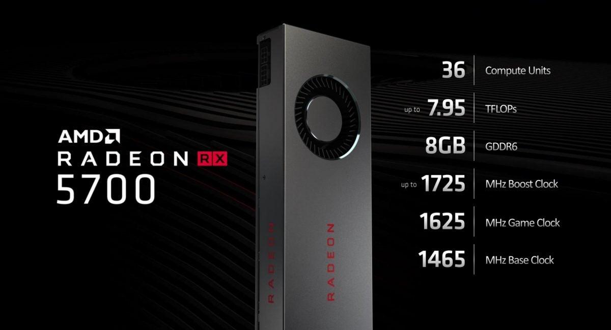 AMD zaprezentowało 16-rdzeniowy procesor dla graczy i nowe karty graficzne - RX 5700 XT oraz RX 5700! 27