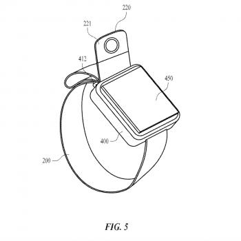 Apple Watch z aparatem? Apple ma ciekawy pomysł na jego umieszczenie 20