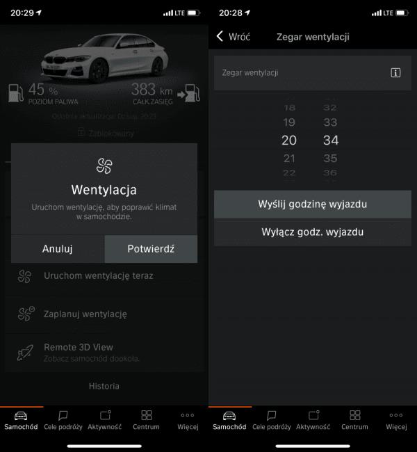Nowe BMW serii 3, smartfon i Apple Watch – sprawdziłem, co oferuje BMW Connected 24