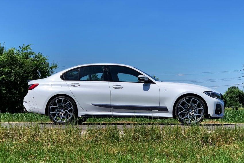 Nowe BMW serii 3, smartfon i Apple Watch – sprawdziłem, co oferuje BMW Connected 28