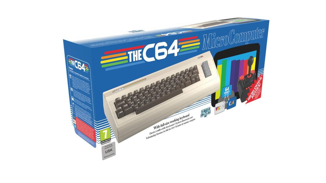 Moda na retro trwa: w grudniu kupimy C64, czyli uwspółcześnione Commodore 64 18