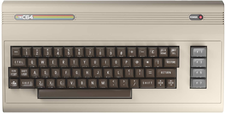 Moda na retro trwa: w grudniu kupimy C64, czyli uwspółcześnione Commodore 64