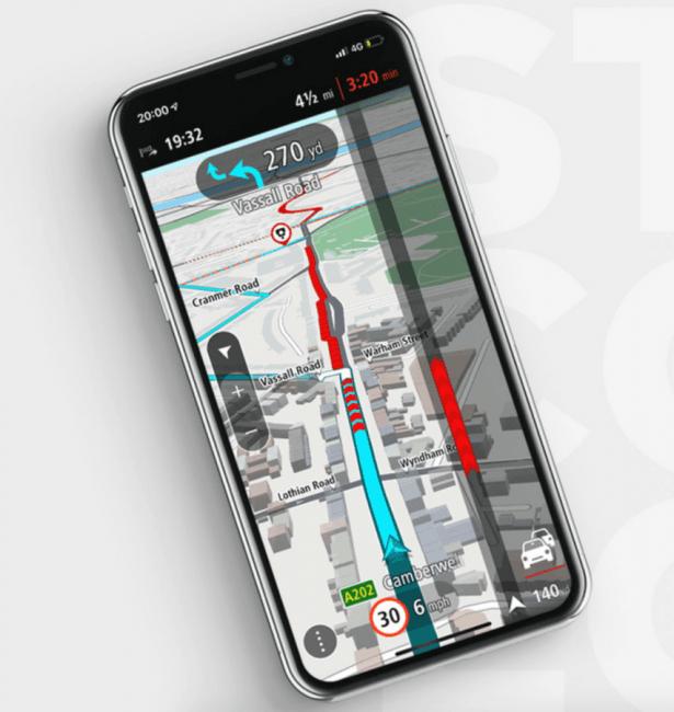Nawigacja TomTom właśnie stała się znacznie lepsza  Aplikacja