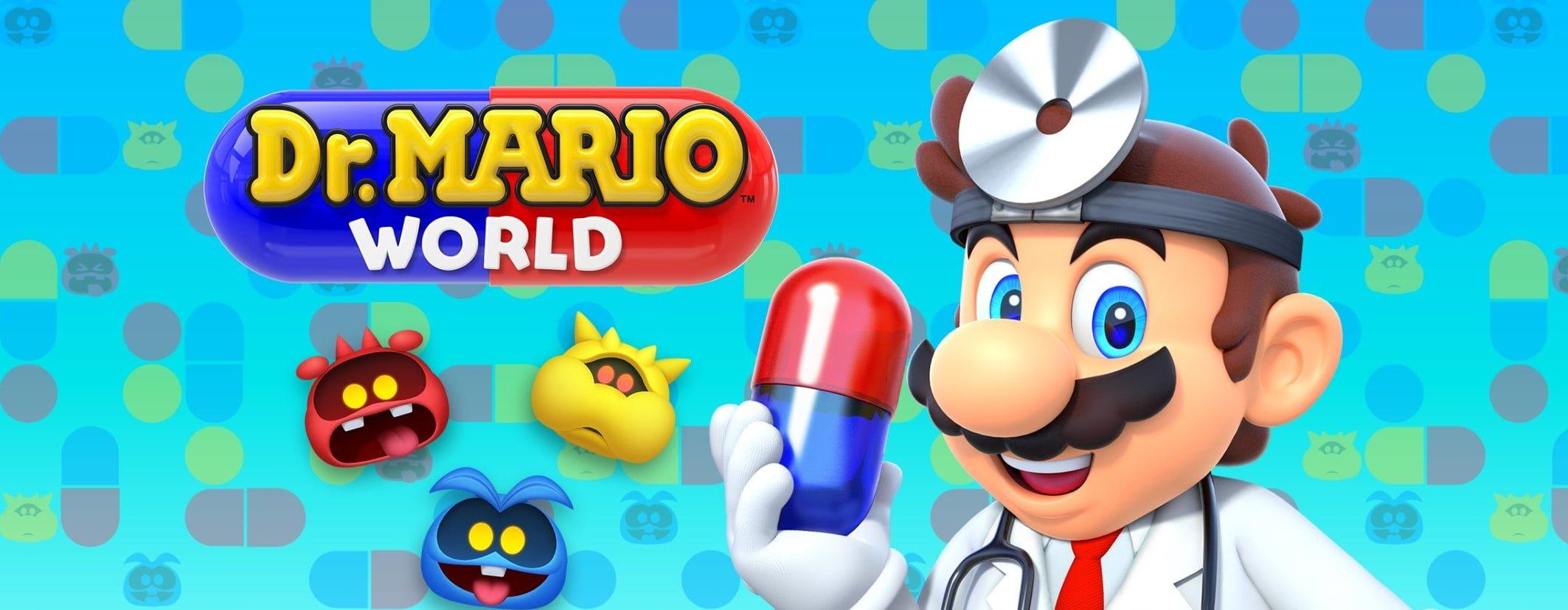 Nadchodzi najlepsza gra antybakteryjna na smartfony. Dr Mario World już 10 lipca