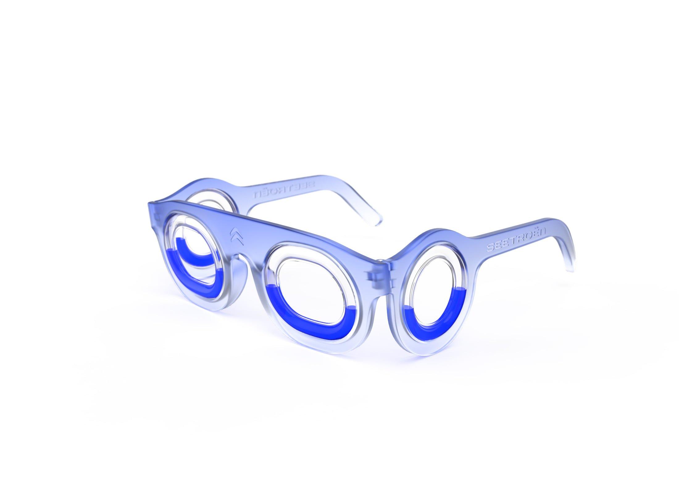 Może wyglądają trochę śmiesznie, ale te okulary przeciwdziałają chorobie lokomocyjnej 17
