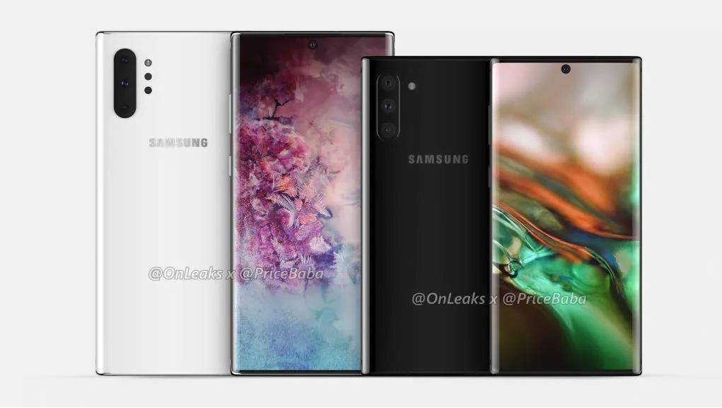 To już pewne: premiera rodziny Samsung Galaxy Note 10 - 7 sierpnia! 21