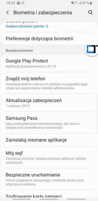 Samsung aktualizuje oprogramowanie Galaxy S9+. Jest nowy tryb nocny w aparacie i kilka innych usprawnień