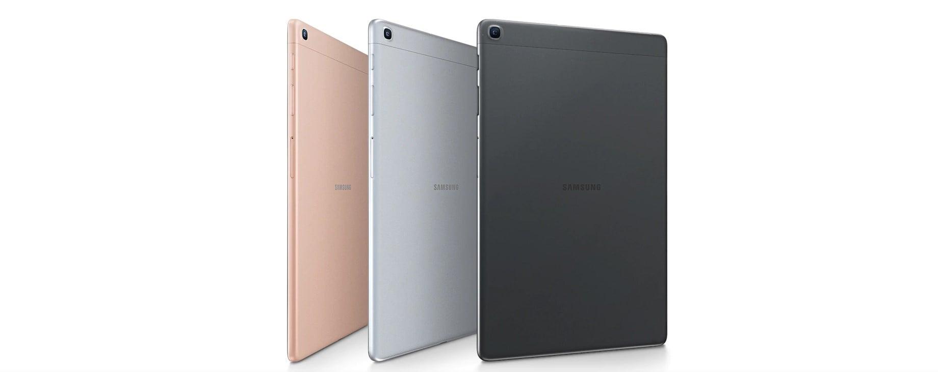 Samsung najwyraźniej przygotowuje się do małej ofensywy na rynku tabletów