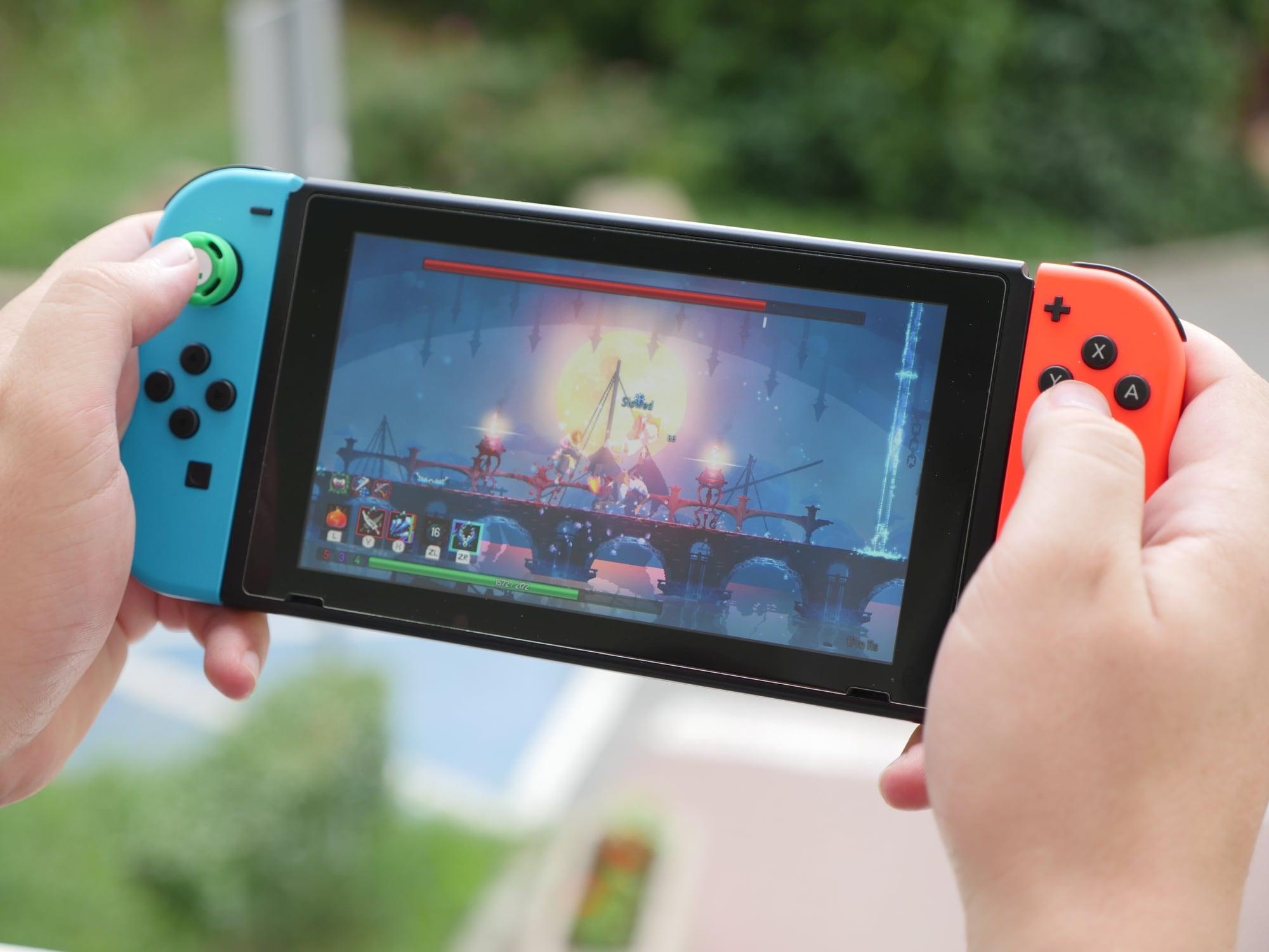 Nintendo Switch z Androidem? Da się to zrobić (nieoficjalnie)