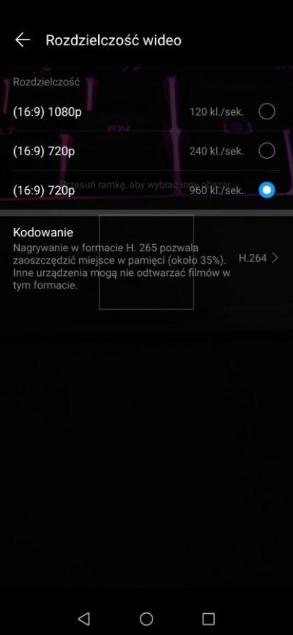Huawei P30 Pro to nie tylko zdjęcia. Co z wideo? 24