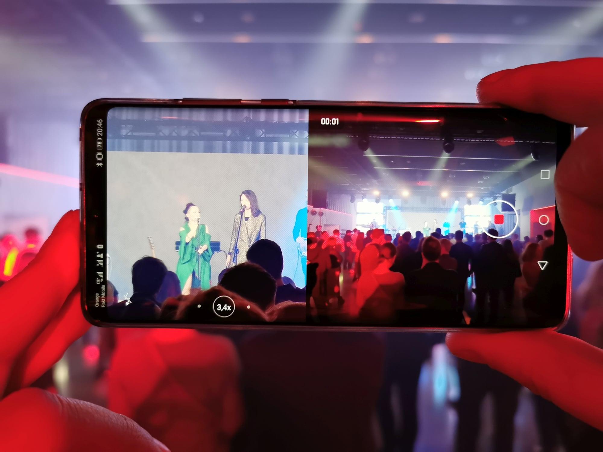 Huawei P30 Pro to nie tylko zdjęcia. Co z wideo? 21
