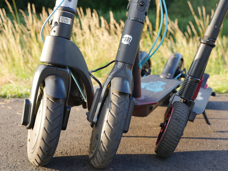 Sprawdzamy hulajnogi elektryczne Motus - Scooty 8.5 Power, Scooty 8.5 i Scooty 6.5! 24