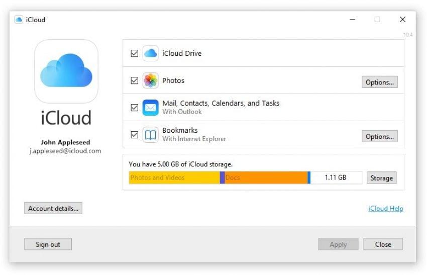 Masz iPhone'a i korzystasz z Windowsa? Koniecznie sprawdź nową aplikację iCloud 21