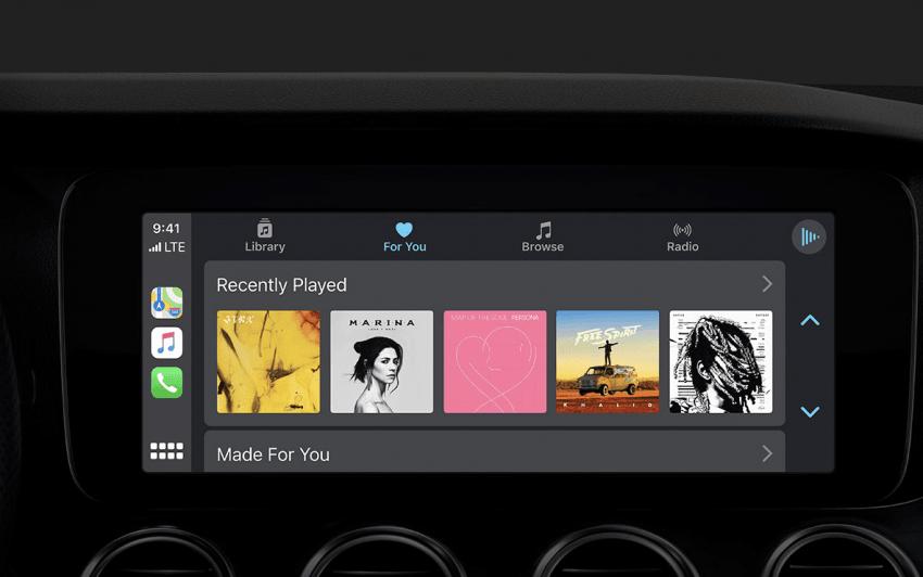 Duże zmiany w Apple CarPlay: tak wygląda nowy, znacznie lepszy interfejs 18
