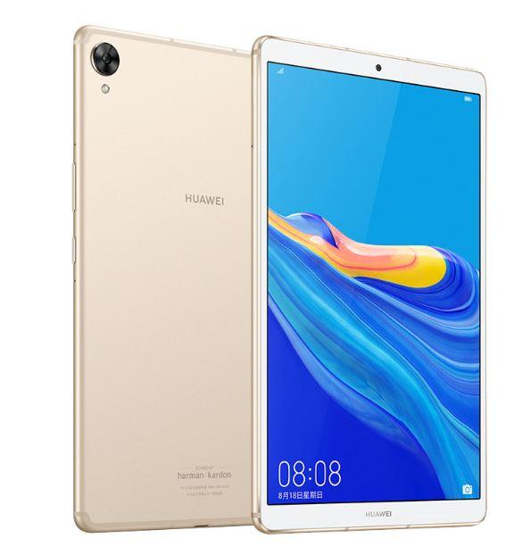 """Google odpuszcza tablety, Huawei wprost przeciwnie. Oto MediaPad M6 w dwóch rozmiarach: 8,4 i 10,8"""" 20"""