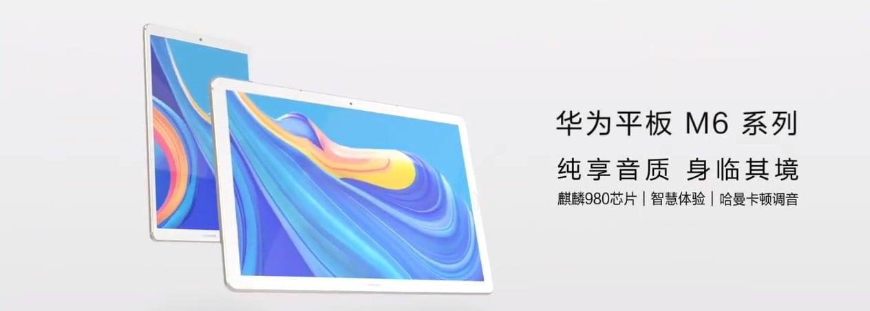 tablet Huawei MediaPad M6
