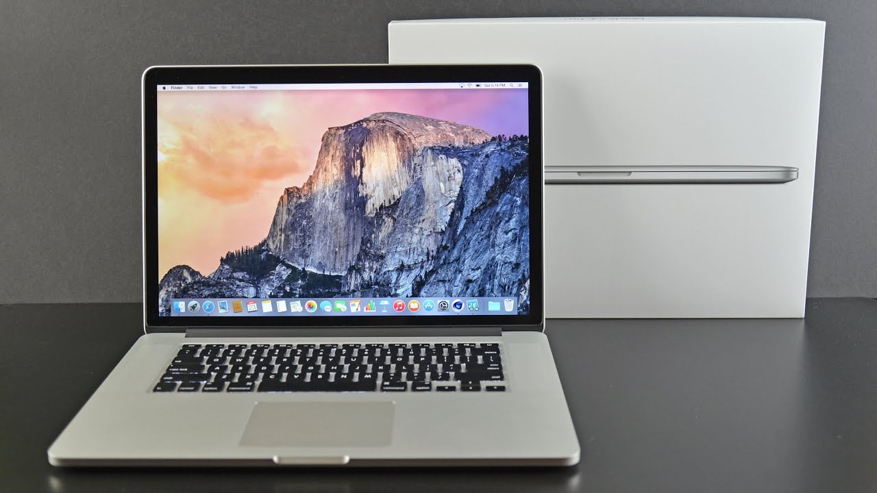 Apple właśnie uruchomiło program wymiany wadliwych baterii dla 15-calowych MacBooków Pro z 2015 roku