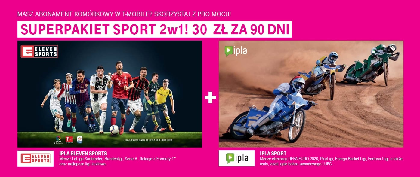 Magenta 1 to nowość w T-Mobile i konkurent dla usług łączonych, jak Orange Love czy smartDOM 22