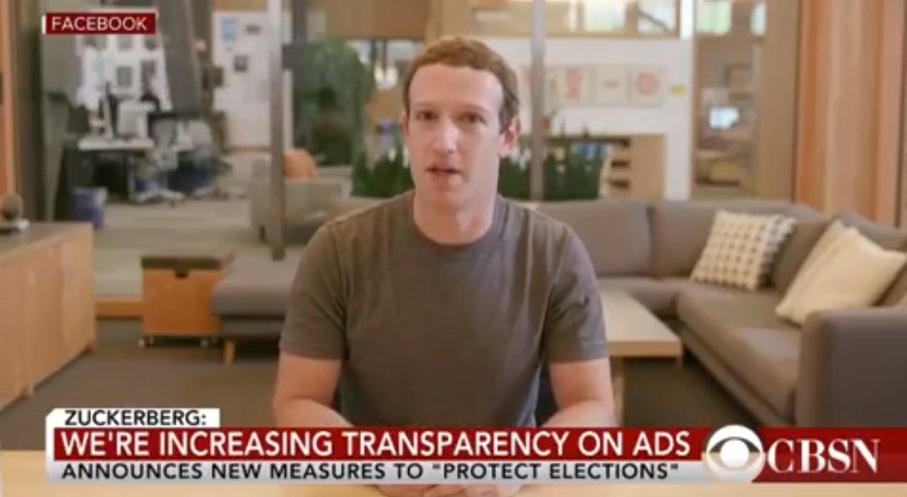 """""""Fałszywy"""" Mark Zuckerberg na Instagramie jest niepokojąco przekonujący. Czy firma usunie film?"""