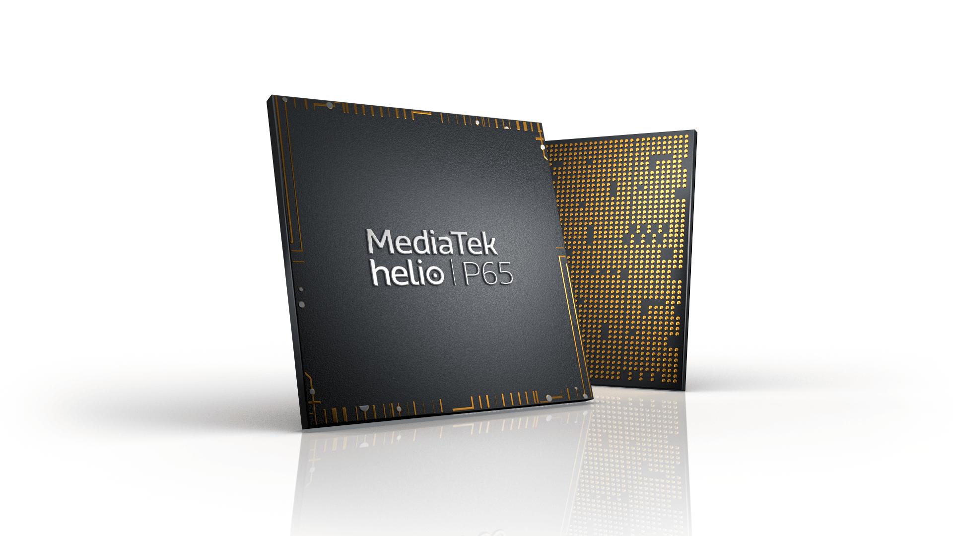 MediaTek prezentuje nowy procesor. Helio P65 ma pomóc tanim smartfonom gamingowm