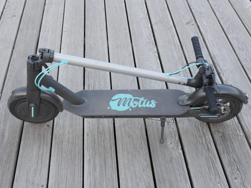 Motus Scooty 8.5