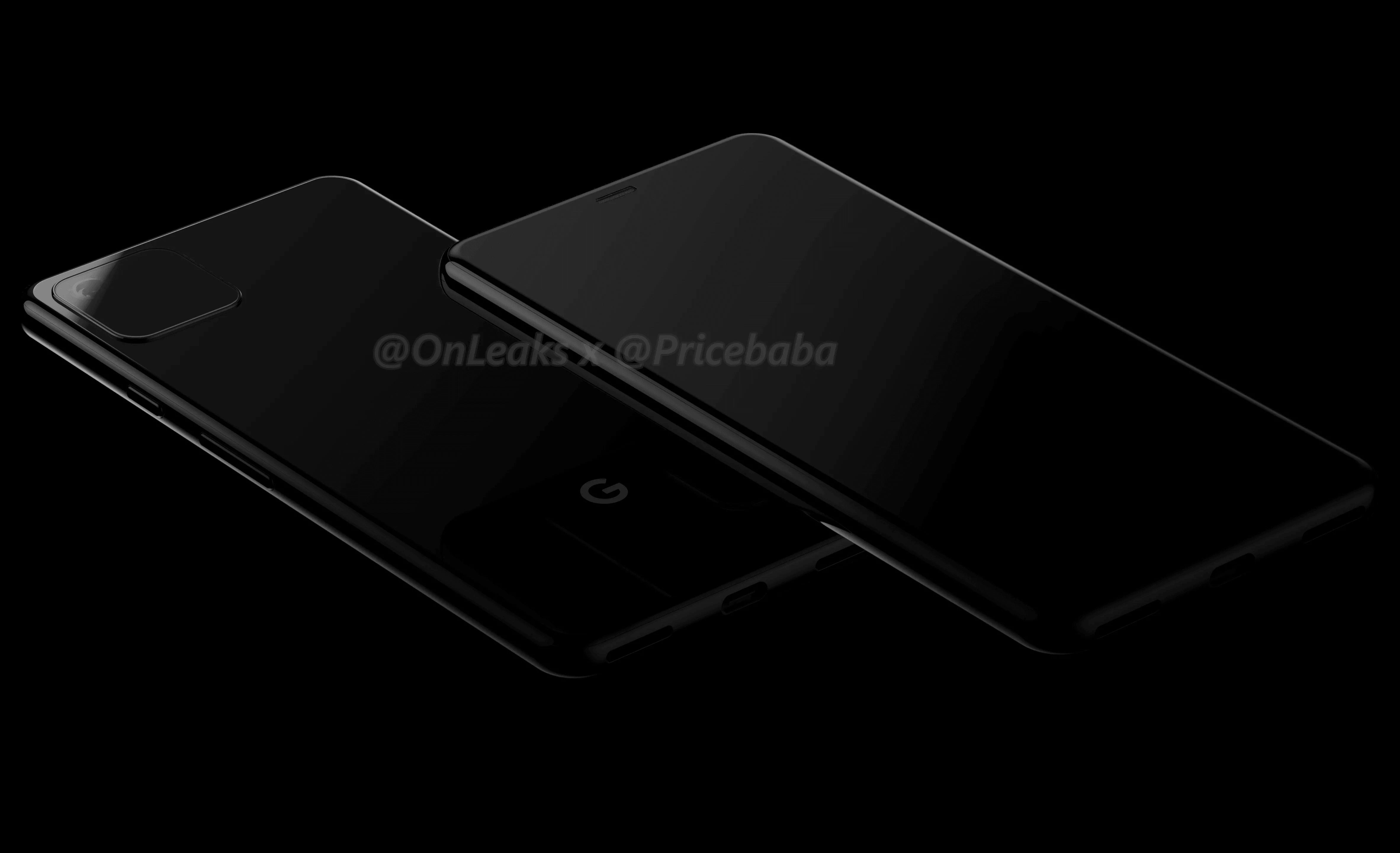 Google Pixel 4 może być równie brzydki jak nowy iPhone
