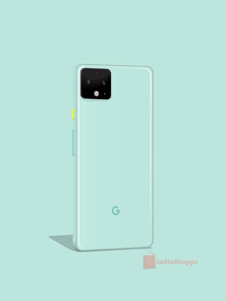 Google Pixel 4 w miętowym kolorze. To raczej nie uratuje jego wyglądu