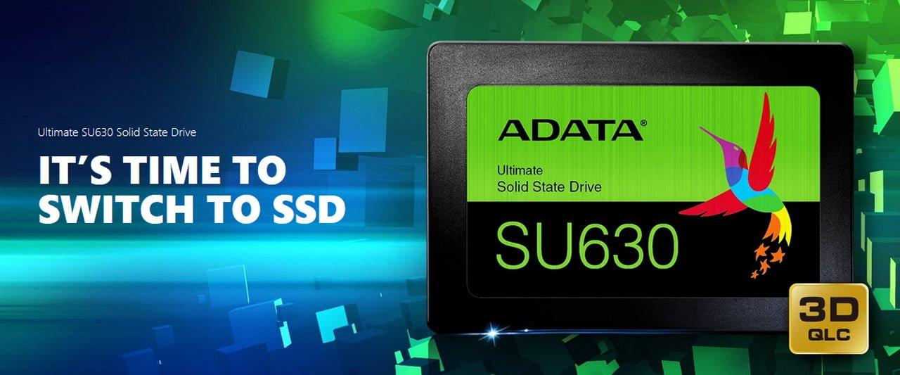 Test dwóch dysków SSD ADATA - SU630 i SU750. Tanie modele z pamięcią 3D NAND to dobry wybór? 22