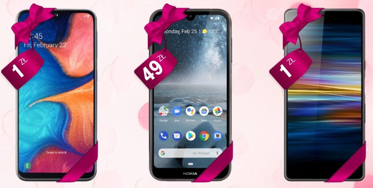 Promocja: 8 telefonów w abonamencie T-Mobile w promocyjnej cenie, z okazji 8 lat sieci w Polsce 20